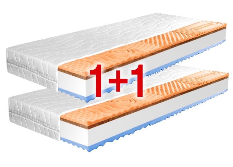COCO DREAM 1+1 sendvičové matrace