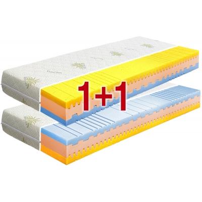 Sendvičový matrac ORTHOPEDIC VISCO 1+1
