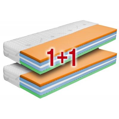 ORTHOPEDIC 1+1 kvalitný sendvičový matrac