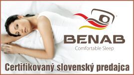 Certifikovaný predajca Benab